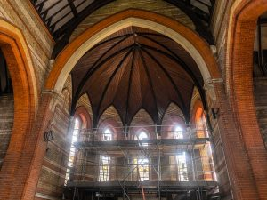 Why use Doff & Torc cleaning for listed buildings?